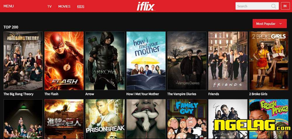 Iflix Serial Televisi