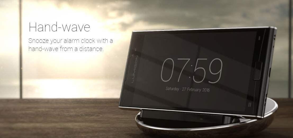 Lumigon T3 Harga Spesifikasi Smartphone Kamera Night Vision 2