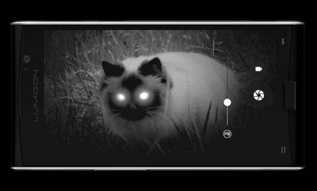 Lumigon T3 Harga Spesifikasi Smartphone Kamera Night Vision