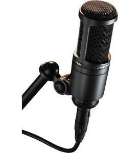 Microphone Terbaik Untuk Video Youtube Audio Technica