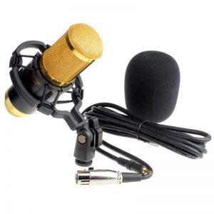 Microphone Terbaik Untuk Video Youtube BM-800