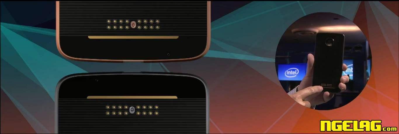 Motorola Moto Z dan Moto Z Force adalah Smartphone Modular