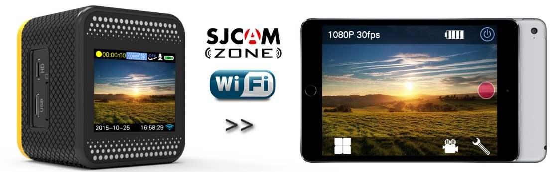 SJCAM M10 Harga , Spesifikasi , Review , Video Hasil Rekaman - WiFI