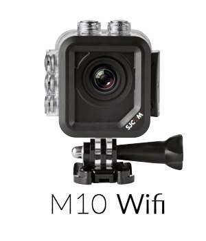 SJCAM M10 WiFi Harga , Spesifikasi , Review , Video Hasil Rekaman