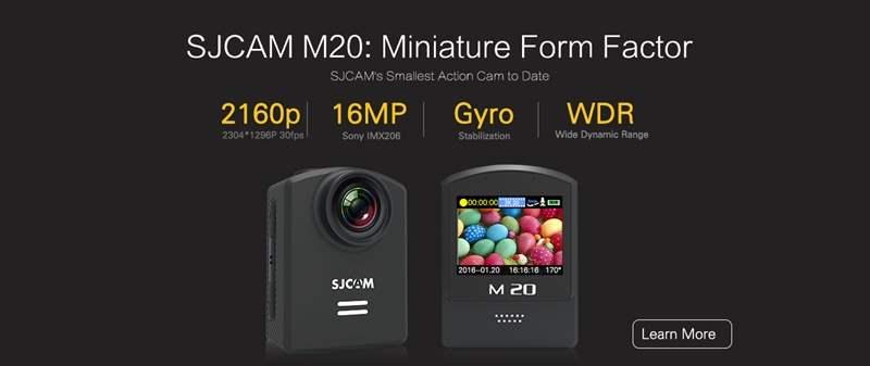 SJCAM M20 Harga , Spesifikasi Dan Review 5