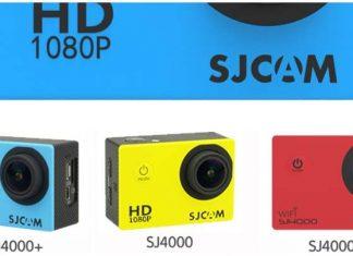 SJCAM SJ4000 , SJ4000 Wifi , SJ4000+ Harga , Spesifikasi Dan Review
