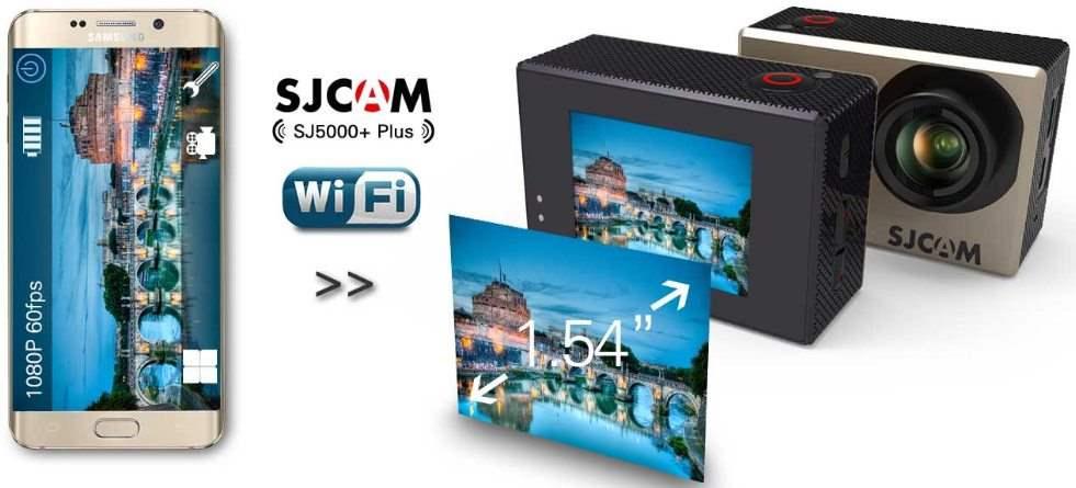 SJCAM SJ5000 + Harga , Spesifikasi Dan Review