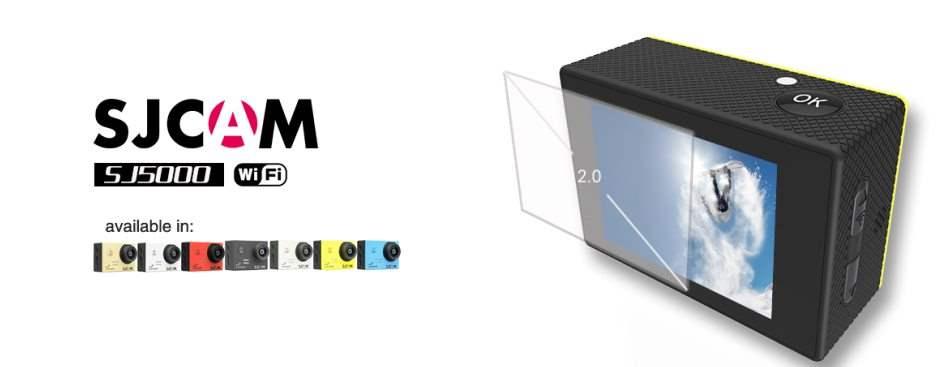 SJCAM SJ5000 WiFi Harga , Spesifikasi Dan Review