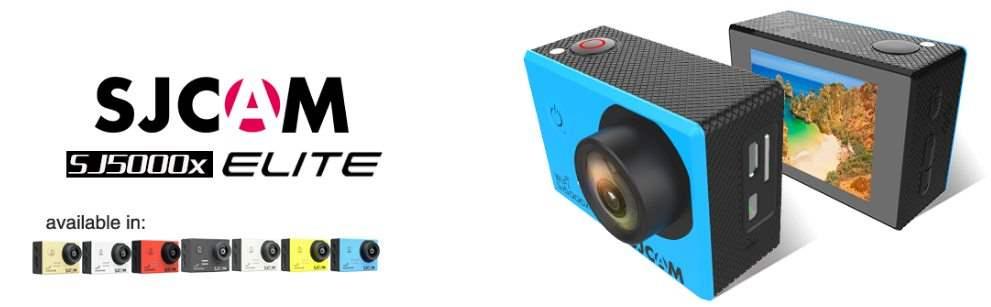 SJCAM SJ5000x Elite Harga , Spesifikasi Dan Review