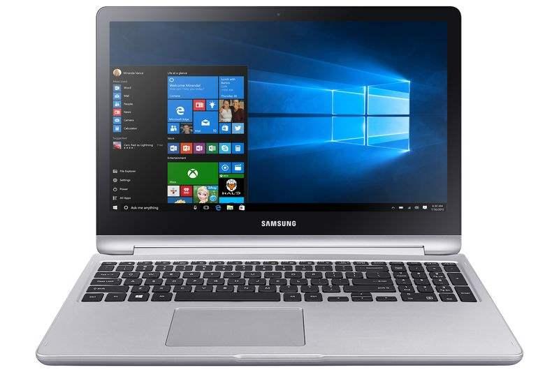 Samsung Notebook 7 Spin Harga dan Spesifikasi - NGELAG.com