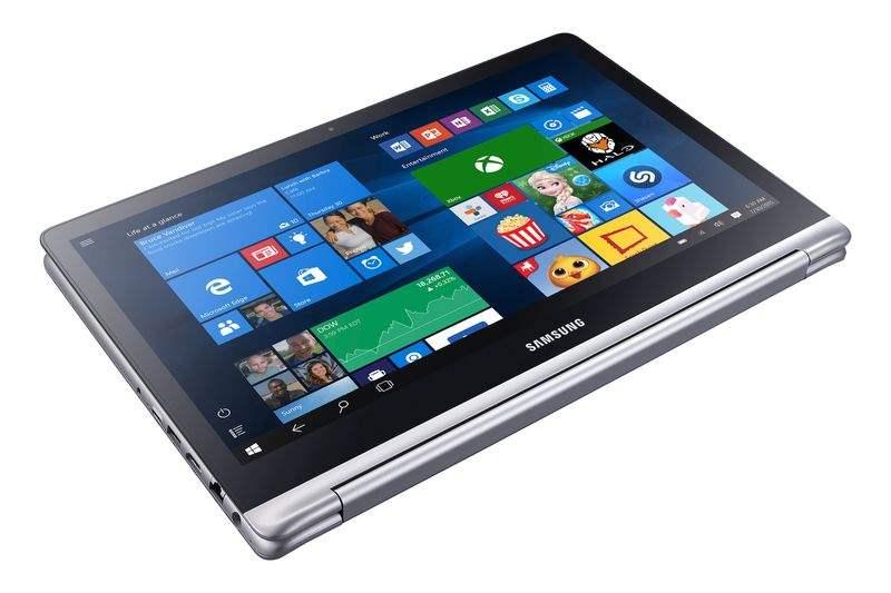 Samsung Notebook 7 Spin Harga dan Spesifikasi 2
