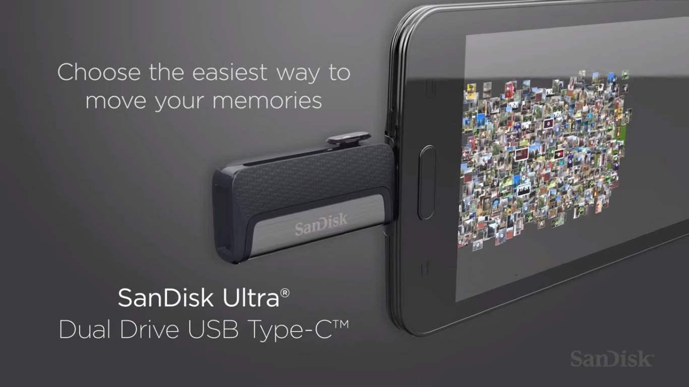Sandisk Ultra Dual Drive USB Type-C Harga Spesifikasi Tanggal Rilis Indonesia 2016