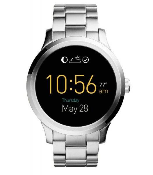 Smartwatch Android Berkualitas Terbaik Fossil Q Founder