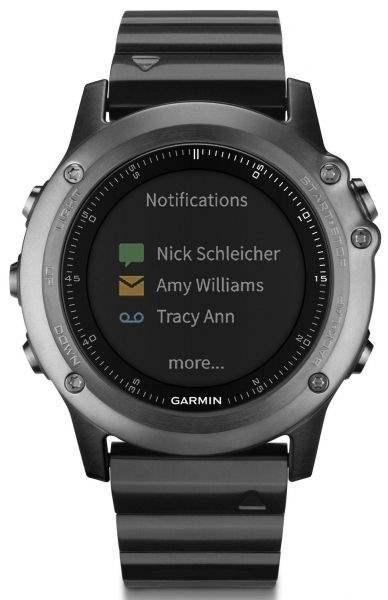 Smartwatch Android Berkualitas Terbaik Garmin Fenix 3 Sapphire