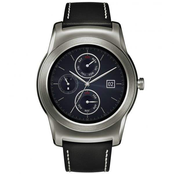 Smartwatch Android Berkualitas Terbaik LG Watch Urbane