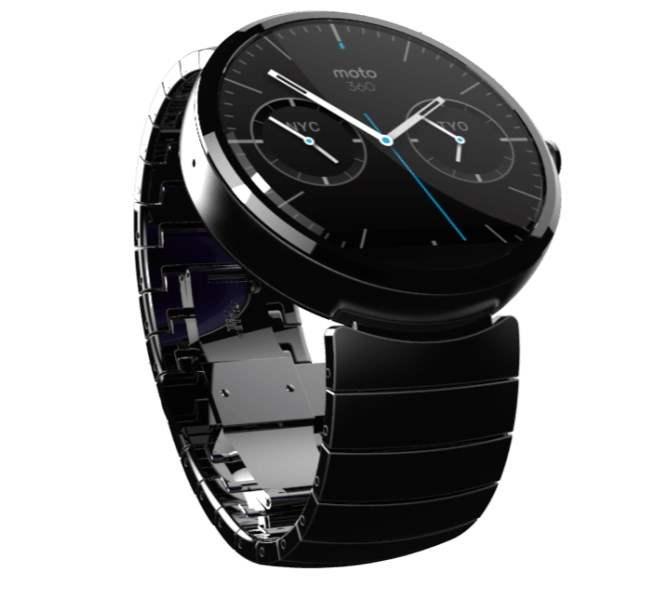 Smartwatch Android Berkualitas Terbaik Motorola Moto 360