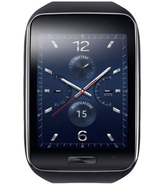Smartwatch Android Berkualitas Terbaik Samsung Gear S