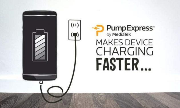 Teknologi Mediatek Pump Express 3.0