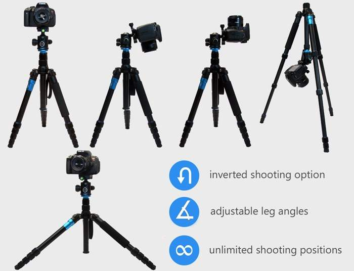 Tripdo dan Monopod Kamera revolvecamera