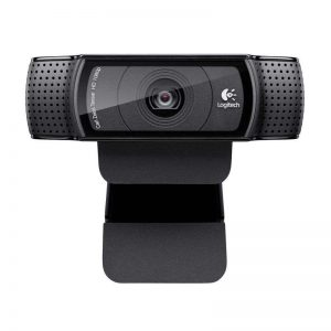 Webcam Terbaik Untuk Membuat Video Youtube - Logitech C920 HD Pro