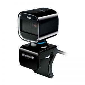 Webcam Terbaik Untuk Membuat Video Youtube - Microsoft LifeCam HD-6000