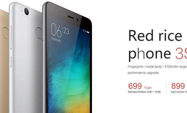 Xiaomi Redmi 3S Harga Spesifikasi Tanggal Rilis Dijual Di Indonesia