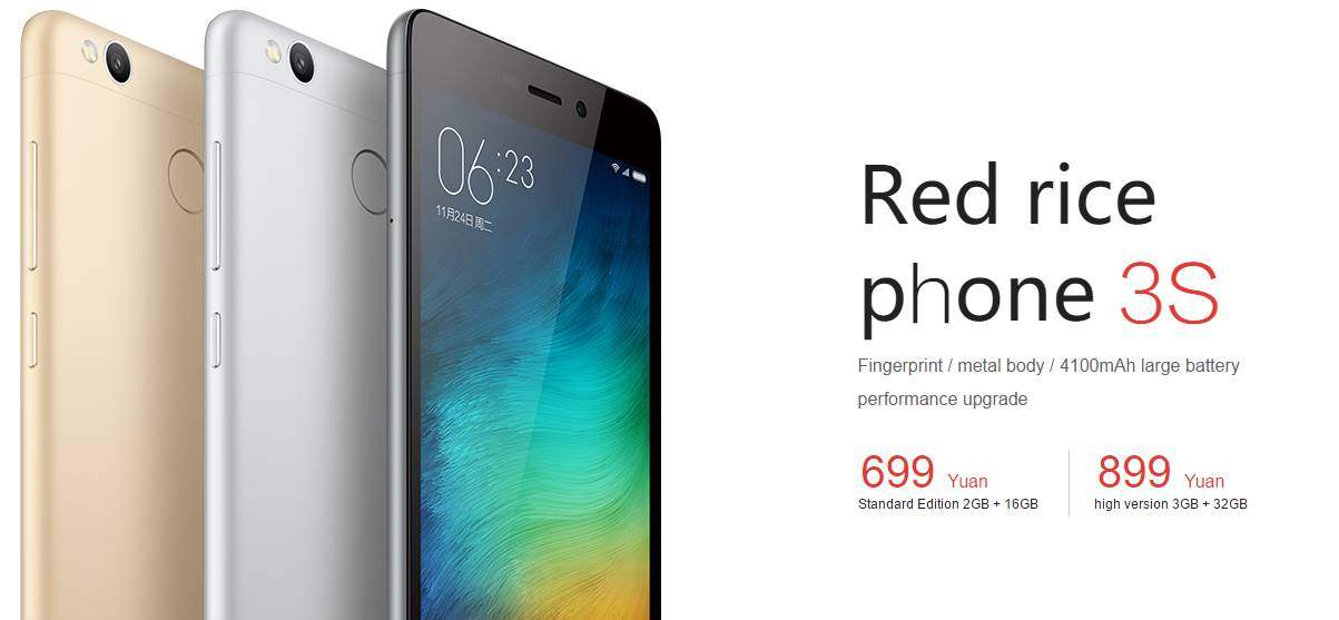 Xiaomi Redmi 3s Rilis Ini Harganya Ngelag Com