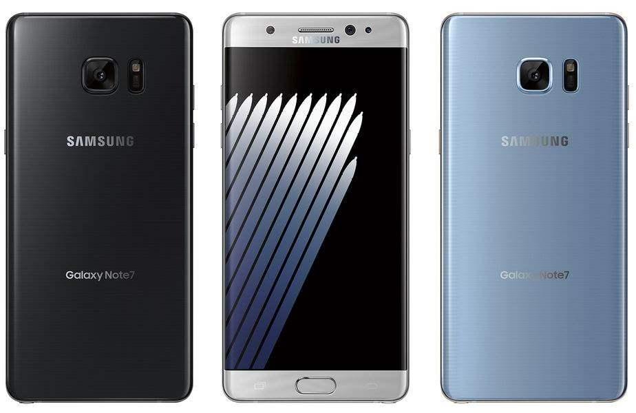 Samsung Galaxy Note 7 - Galaxy Note 7 Leaks