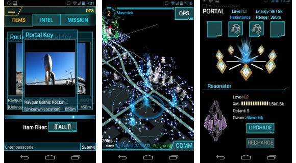 Ingress Game Sejenis Pokemon Go
