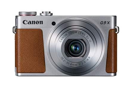 Kamera Pocket Berkualitas Terbaik 2016 Canon PowerShot G9 X