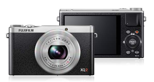 Kamera Pocket Berkualitas Terbaik 2016 FUJIFILM XQ2
