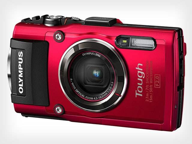 Kamera Pocket Berkualitas Terbaik 2016 Olympus Tough TG-4