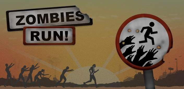 Zombies, Run Game Sejenis Pokemon Go