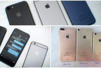 iPhone 7 Harga Jual , Spesifikasi , Rilis di Indonesia - Bocoran iPhone 7 Terbaru 2016