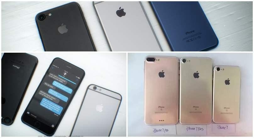 iPhone 7 Rilis September 2016 , Ini Tampilannya - NGELAG.com