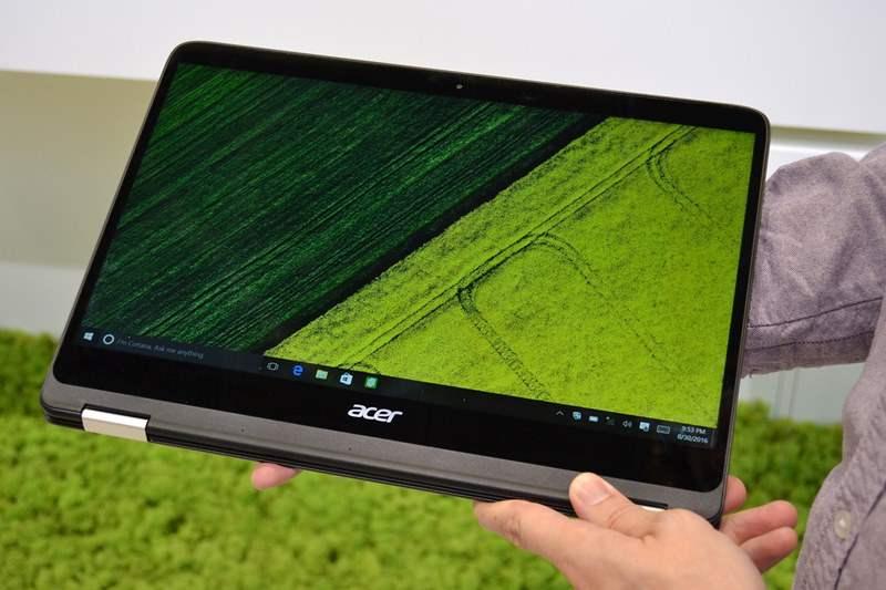 Acer Spin 7 Harga Spesifikasi Dan Tanggal Rilis