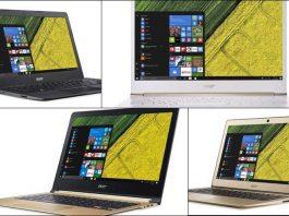 Acer Swift 1 , Swift 3 , Swift 5 , Swift 7 , Harga Spesifikasi Dan Tanggal Rilis Di Indonesia