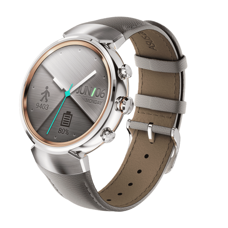 Asus ZenWatch Silver