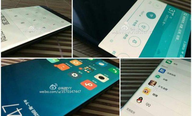 Bocoran Harga Xiaomi Mi Note 2 , Spesifikasi , Tampilan Dan Tanggal Rilis Indonesia