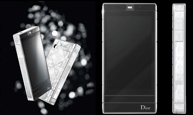 Dior Reveries Haute Couture Smartphone Paling Mahal Didunia 2016