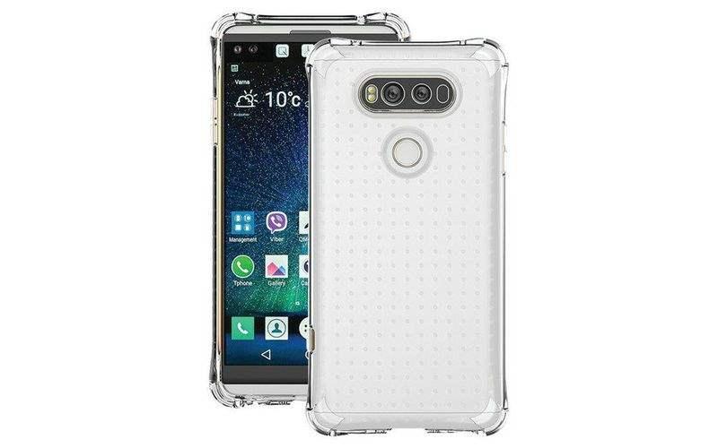 LG V20 Dual Camera , Fingerprint Sensor