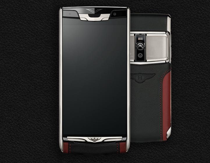 Vertu Signature Touch for Bentley Smartphone Paling Mahal Didunia 2016