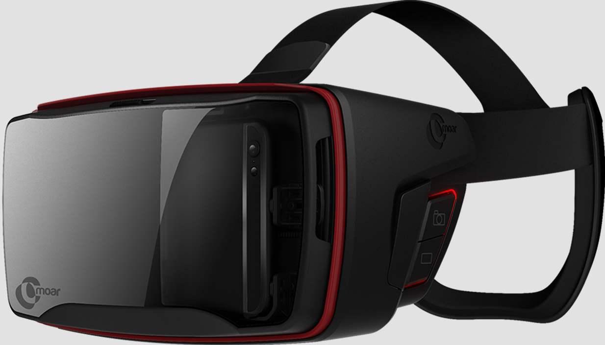Cmoar Mobile VR Virtual Reality Berkualitas Terbaik