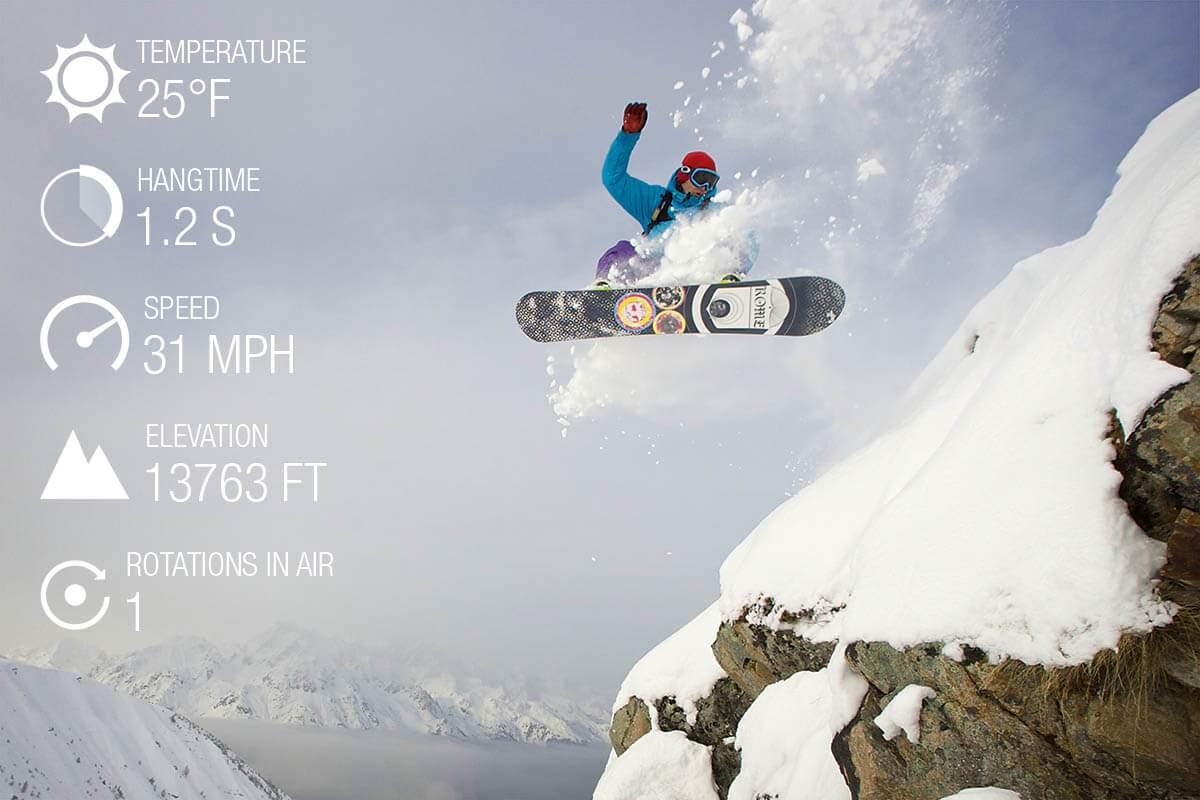 Garmin VIRB ULTRA 30 Snow Sports