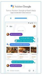 Google Assistant Google Allo