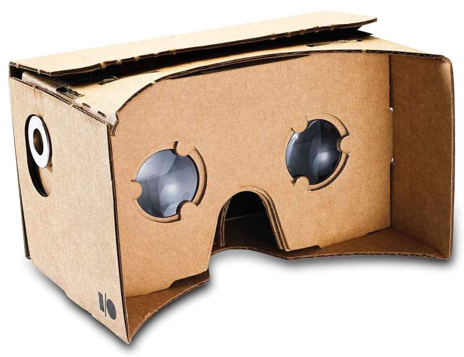 Google Cardboard Adalah Entry-Level Mobile VR