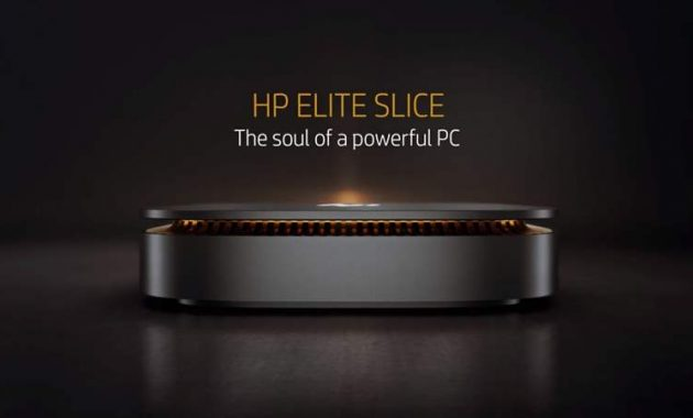 HP Elite Slice Modular PC
