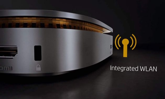 HP Elite Slice Modular PC Integrated WLAN