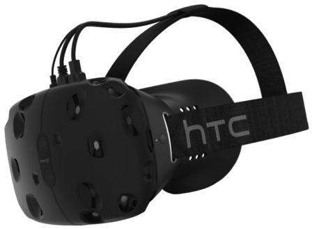 HTC Vive Adalah High-Level Virtual Reality