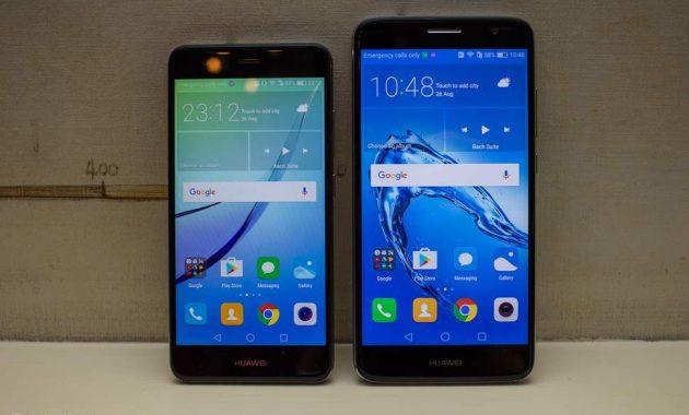 Huawei Nova Dan Huawei Nova Plus 3